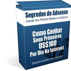 Conheca o curso segredos do adsense 2.0, que funciona. Veja que vale a pena e decida se quer ganhar dinheiro com adsense!