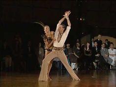 "Maxim Kozhevnikov & Yulia Zagoruychenko - Show Dance ""Bird"" (WSSDF2006)"