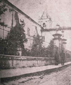 Convento san francisco finales del siglo XIX