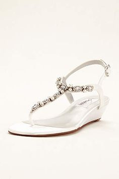Dyeable Shoes for Weddings & Bridal Parties   David's Bridal