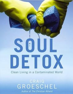 Soul Detox by Craig Groeschel. Very challenging, helpful and potentially life-changing book! Read it!