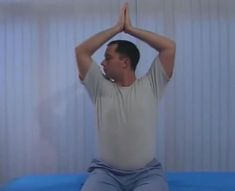 "Exercises of Dr. Shishonin: ""Gymnastics for the neck without music""- Exercises of Dr. Shishonin: ""Gymnastics for the neck without music"" Health Diet, Health Fitness, Pro Life, Gymnastics, Mens Tops, Exercises, Music, Tela, Anatomy"