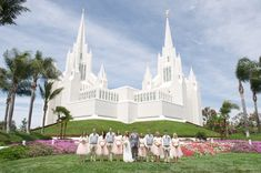 Tanner & Kylie's Wedding | San Diego Temple & Balboa Park » Davello