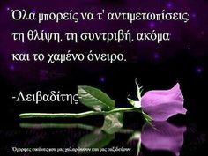 You can cope with everything: the grief, the shatter, even the lost dream. Voltaire Quotes, Stars At Night, Greek Quotes, Grief, Literature, Poetry, Spirituality, Sayings, Beautiful