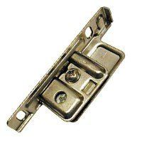 Steel Fixing Bracket, Right, Screw On. Metabox C/C15 Series, M & H Side Height by Blum. $1.32
