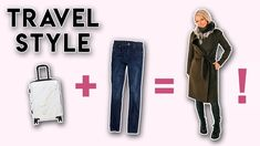 How to Travel in Style Moto Boots, Combat Boots, Busbee Style, Wardrobe Basics, Wedge Sneakers, Black Tank, Cashmere Sweaters, Travel Style, Long Sleeve Tees
