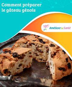 """""""Comment préparer le gâteau génois - Améliore ta Santé""""""""  Apprenez à préparer le délicieux gâteau génois, grâce à cette recette très rapide et facile, vous allez vous régaler avec ce dessert !"""""""""""""""