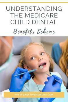 If your child is eligible for the Medicare Dental Benefits Scheme, then you should definitely take advantage of it! Understand how it works in plain English Mindful Parenting, Parenting Fail, Gentle Parenting, Single Mom Jobs, Single Parent, Dental Kids, Mindfulness For Kids, Dental Health, Mom Humor
