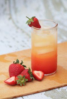 Easy summer drink: Sweet Sunset.