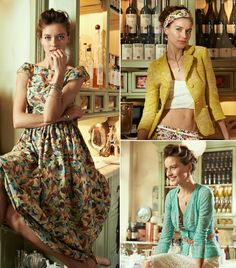 Love it all.  Blooming Dreams: 11 New Sewing Patterns – Sewing Blog | BurdaStyle.com.