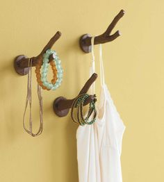 """Branch Hooks (set of 3). $45 