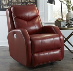 Tip Top Wall Hugger Recliner | Southern Motion Furniture | Home Gallery Stores