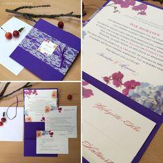 Hochzeitsdesign, individuelle Hochzeitspapeterie, Hochzeitseinladung, eigene Gestaltung, vom Grafiker, eigenes Design entwerfen, Weddingcard, Pocketfold, liebeaufpapier