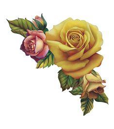 Flower Images, Flower Pictures, Flower Art, Decoupage, Rose Clipart, Rose Flower Wallpaper, Beautiful Rose Flowers, Feather Art, Arte Floral