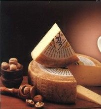 Asiago Cheese    Approx 7kg Wheel        Asiago is an Italian cow's milk cheese with a crumbly texture (aged cheese) which the flavour is reminiscent of Parmesan