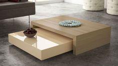 Mesa de centro / de interior / moderna / de madera AMELIE Movis Furniture