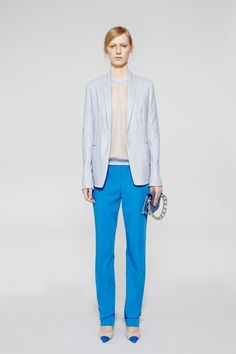 blue by reed krakoff #reedkrakoff #blue #outfit #socialblissstyle