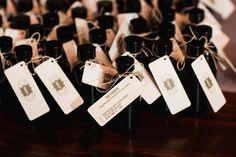 A Romantic Burgundy Seattle Wedding Wedding Favors, Wedding Day, Seattle Wedding, Burgundy, Place Card Holders, Romantic, Detail, Flowers, Wedding Keepsakes