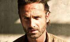 Rick Grimes.He is one of the reasons why I love watching The Walking Dead!