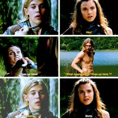 #TheShannaraChronicles 1x01-3 - Will and Amberle
