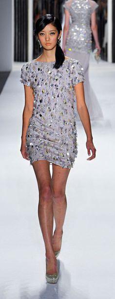 Jenny Packham at New York Fashion Week Spring 2013