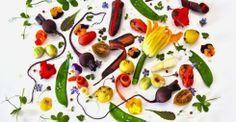 Spring Vegetables - Chef Avishay Cohen