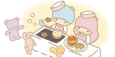 Little Twin Stars ☆ Cooking