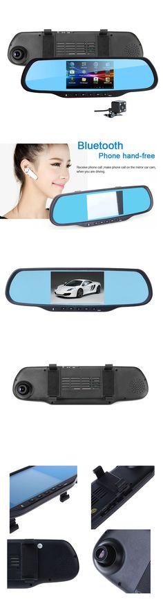 HD 1080p Dual Lens Night Vision Hidden Wifi Recorder Car DVR Dash Camera ZM