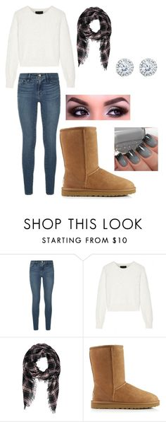 """Gotta Be You"" by forever-young114 ❤ liked on Polyvore featuring Frame Denim, Line, Forever 21, UGG Australia, Kobelli, women's clothing, women, female, woman and misses"