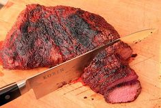 Sweet and Spicy Grilled Tri-Tip — Recipe from Serious Eats
