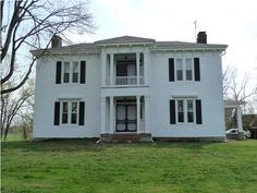 1856 Greek Revival - Bardstown, KY - $209,000 *okay, now I'm moving to Kentucky!