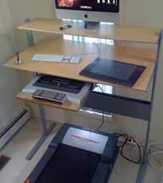 Fancy Ikea Treadmill Desk Fancy Ikea Treadmill Desk: 4 Steps (with Pictures) Related posts: Ikea Treadmill Desk Ideas For Diy Desk L Shape Ikea Hacks Diy Bedroom Organization Desk Ikea Hacks Ideas sewing desk