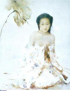 Hu Jundi (胡峻涤油画 )