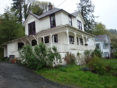 "The ""Goonies"" House, Astoria, Oregon"