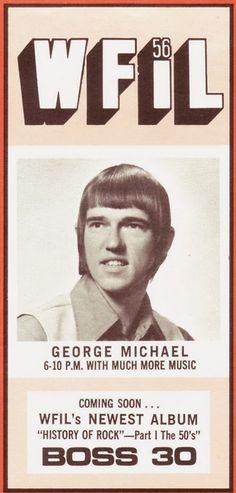 WFIL (Philadelphia). George Michael