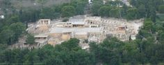 Knossos Palace (Seen from the east.) https://www.facebook.com/103918513050399/photos/a.276309635811285.59076.103918513050399/832150863560490/?type=3&theater