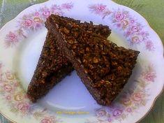 Tortafüggő Marisz: Csokoládés zabkása torta