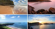 After looking at these beautiful pictures, you'll either be hot-footing it to the Gower, or boasting to the whole world about the lovely place you live
