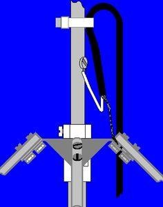 Construir antena plano de tierra 11 metros (CB) All Band, Ham Radio, Arduino, Transformers, Wind Turbine, Led, Radios, Google, Copper