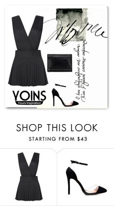 """""""Yoins"""" by catherine-earnshaw ❤ liked on Polyvore featuring yoins and loveyoins"""