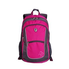 FINEPLUS FAHION CHILDREN'S ULTRA-LIGHT BACKPACKS OXFORD MUTI-COLOR DAYPACKS FOR GIRLS ROSE RED  - Click image twice for more info - See a larger selection of red  backpacks at http://kidsbackpackstore.com/product-category/red-backpacks/. - kids, juniors, back to school, kids fashion ideas, teens fashion ideas, school supplies, backpack, bag , teenagers girls , gift ideas, red