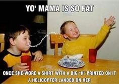 That sound like a yo mama joke   Cute animals and funny