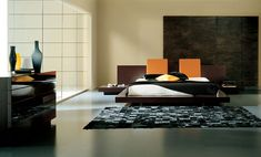Haiku Designs offers The Tokyo Platform Bed, an all wood platform bed made in accordance with the highest environmental standards