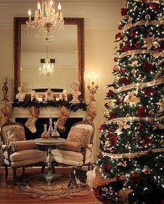 Home decor for christmas holidays abroad