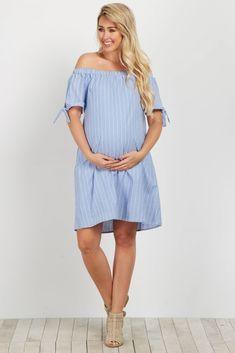 b19c119bd13a 10 Best Off shoulder maternity dress images | Off shoulder maternity ...