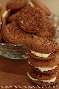 Tiramisu Cookies, Cheesecake Pops, Cookie Recipes, Dessert Recipes, Sweet Little Things, Sweets Cake, Dessert For Dinner, Cupcake Cookies, International Recipes