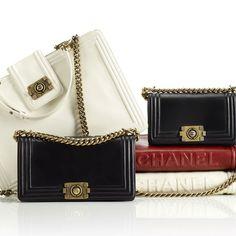 Chanel Boy bags