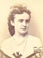 Maria Anna, principessa di Anhalt (1837+1906).Figlia di Leopoldo IV di Anhalt e di Federica di Prussia, sposa nel 1854 Federico Carlo di Prussia.