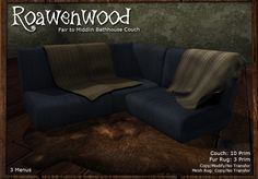 Roawenwood - ok these come with a lot of animations that are NSFW so i do think i can pin them http://maps.secondlife.com/secondlife/Five%20Blades/73/112/638