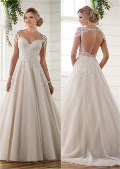 140 new spring summer 2017 wedding dresses trends and ideas (37)